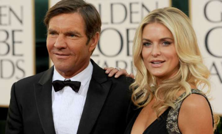 dennis quaid s 3rd wife files for divorce in texas