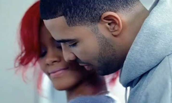 drake rihanna serious about each other