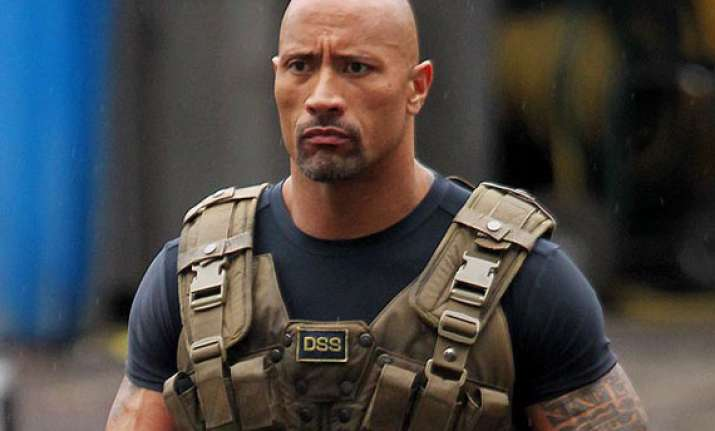 dwayne johnson calls surgery a welcome break