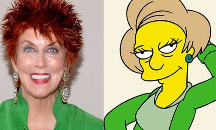 edna s character to retire in the simpsons post voiceover