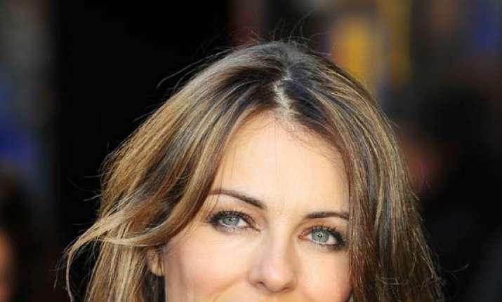 elizabeth hurley s royal drama to air in 2015