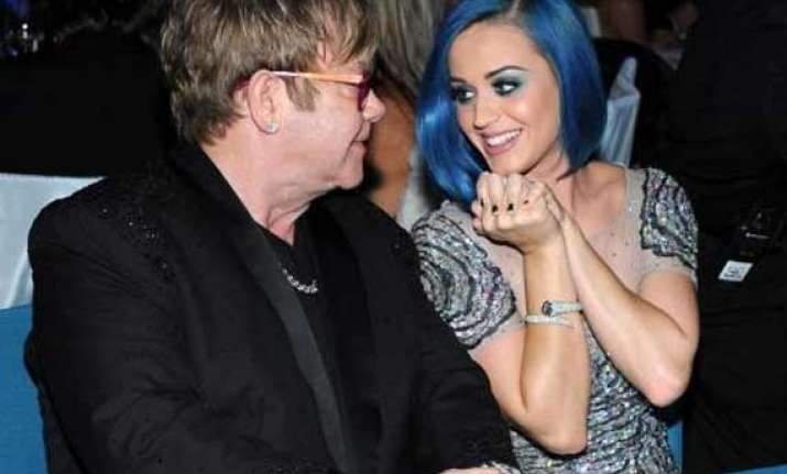 elton john katy perry to perform at the x factor finale