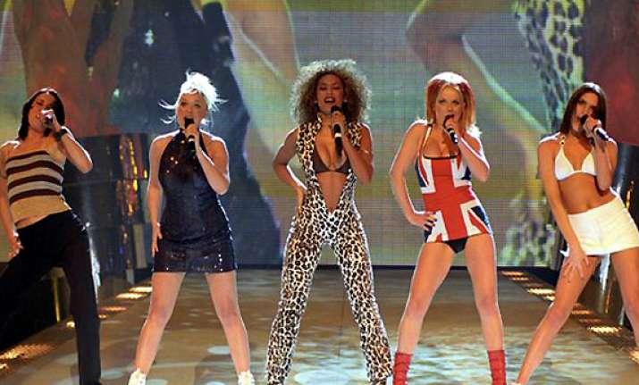 emma bunton hints of band spice girls reunion