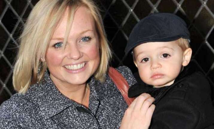 emma bunton will marry for her son