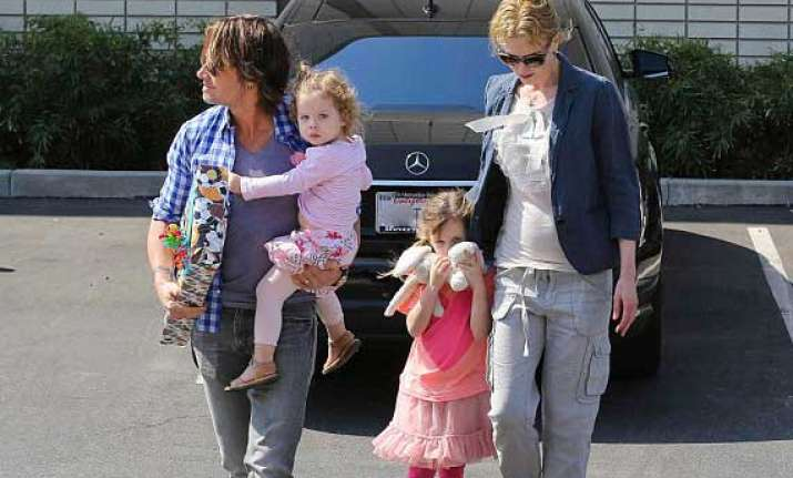 family comes first for nicole kidman