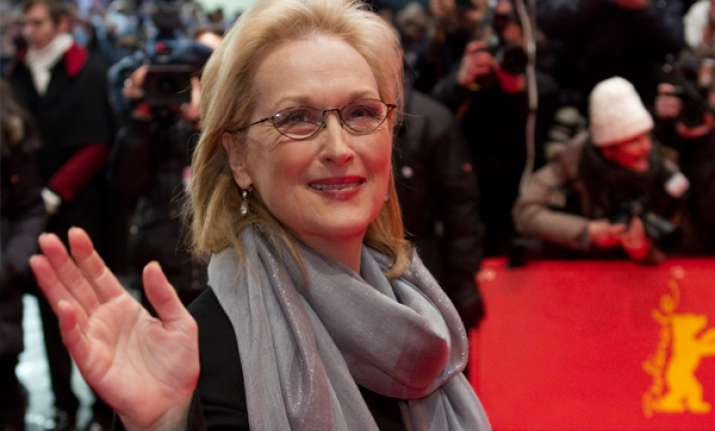 fans go wild for streep in berlin