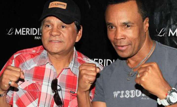 film to chronicle rivalry between boxers leonard duran