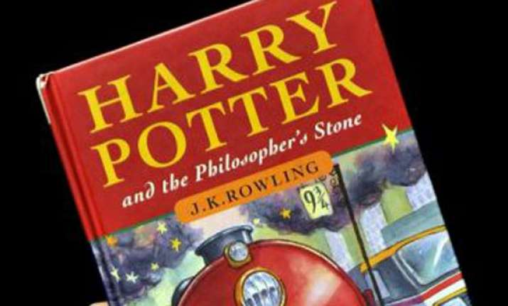 first edition of harry potter auctioned fetches 150 000