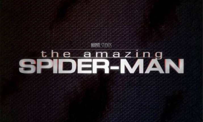 first look of the amazing spider man