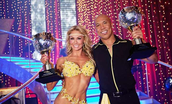 football star hines ward is new dancing champ
