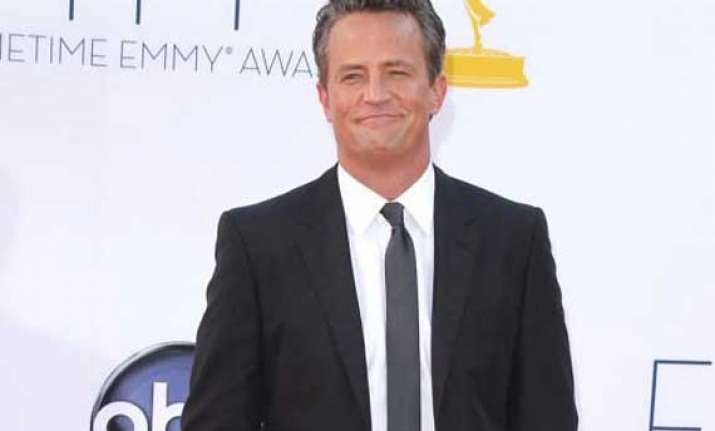 friends star matthew perry wants to time travel