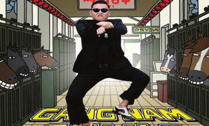 gangnam style is most viewed youtube video ever
