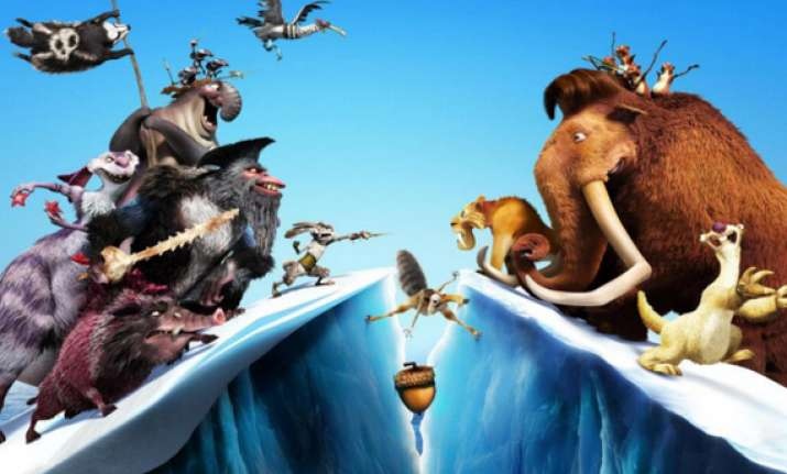 gateway of india features in ice age 4 continental drift