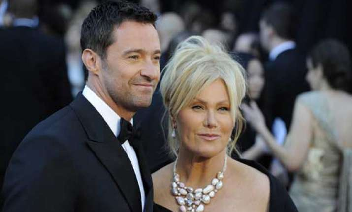 gay rumours bother jackman s wife