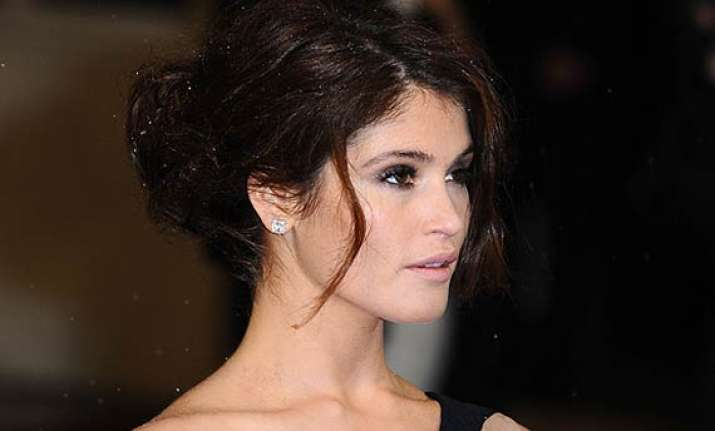 gemma arterton i m not very famous
