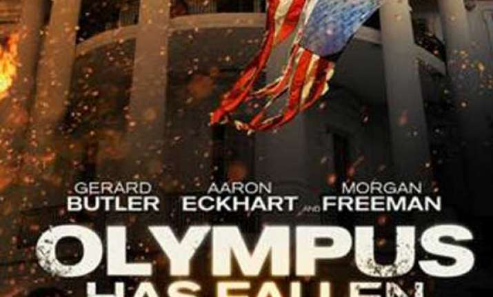 gerard aaron and morgan to reunite for olympus has fallen