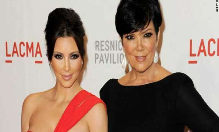 grandma to unveil north west s picture on her show