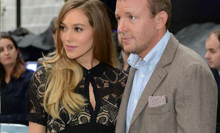 guy ritchie partner jacqui ainsley welcome 2nd child