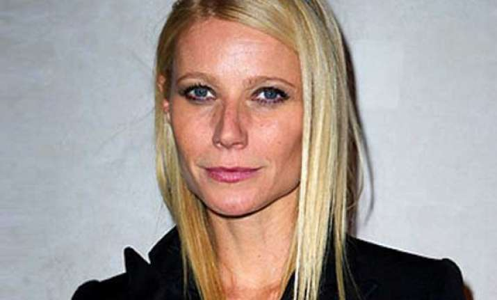 gwyneth paltrow takes vitamin to minimise hangover