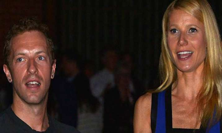 gwyneth paltrow wanted to pretend happy marriage for life