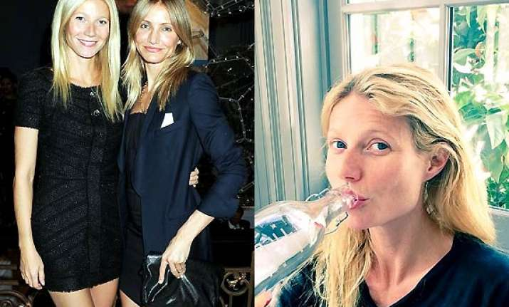 gwyneth paltrow s insensitive bragging about split