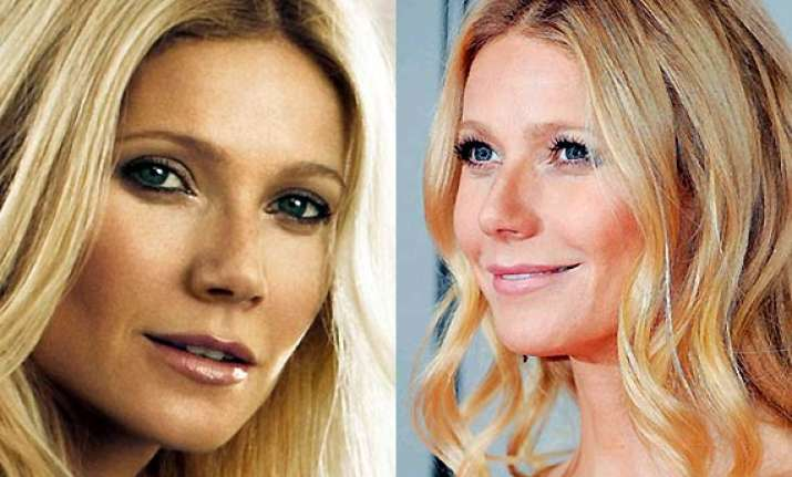 gywneth paltrow started skin care at the age of 39