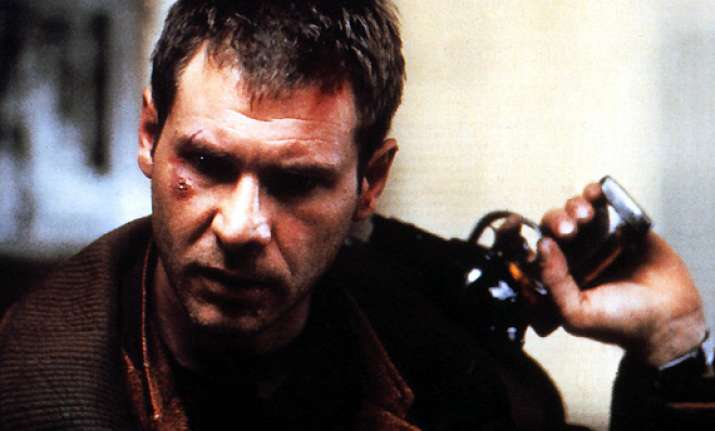harrison ford in blade runner sequel