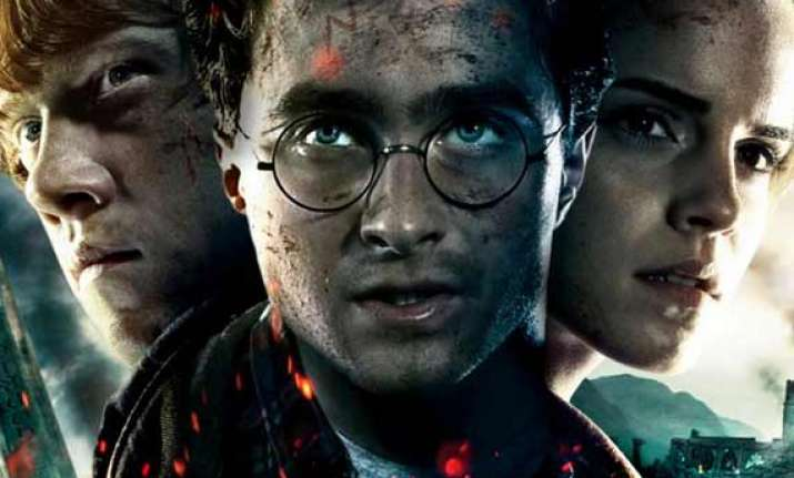 harry potter spinoff to turn into movie trilogy