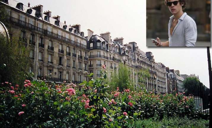 harry styles buys house in paris