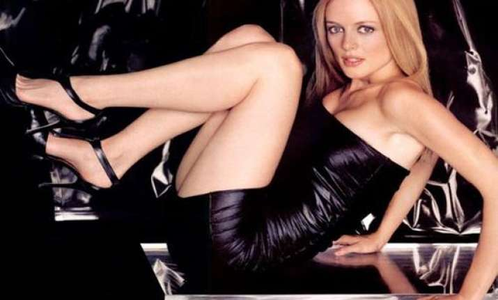 heather graham in no hurry to marry