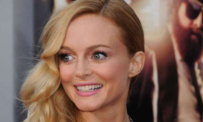 heather graham was nervous at hangover 3 premiere