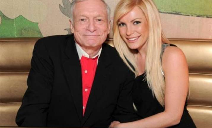 hefner wants to be with crystal forever