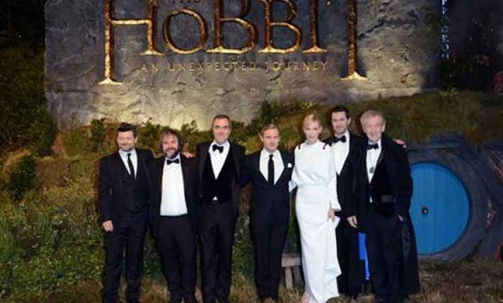 hobbit extends no. 1 journey with 36.7 million
