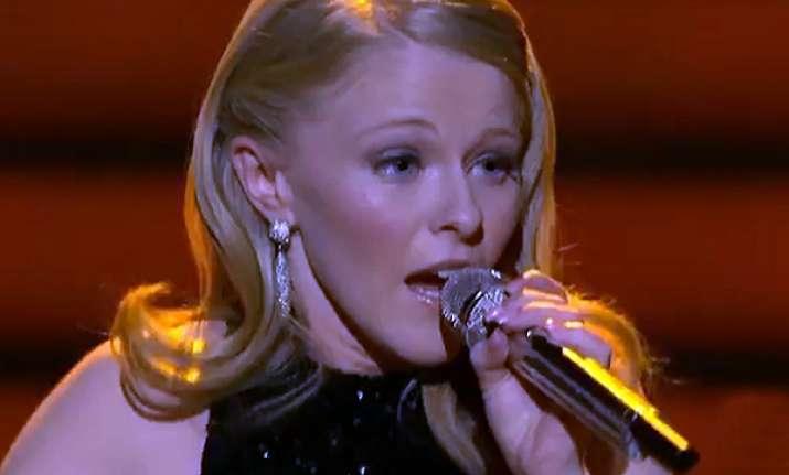 hollie cavanaugh fails to ignite on american idol