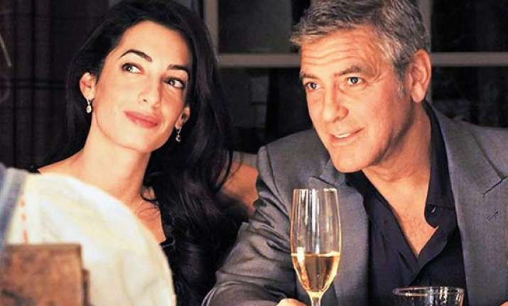 hollywood star george clooney to wed amal alamuddin on