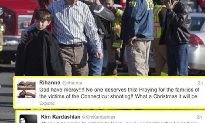 hollywood responds to deadly school shooting