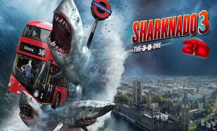 madison wilkinson to star in sharknado 3