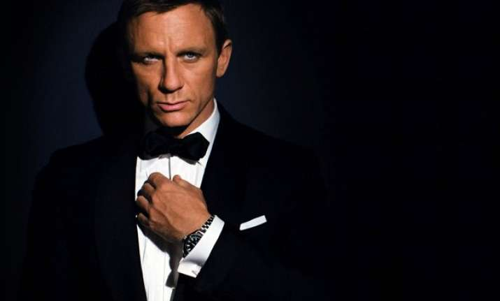 james bond to get a musical twist