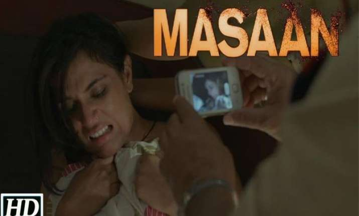 internationally lauded masaan premieres in india though