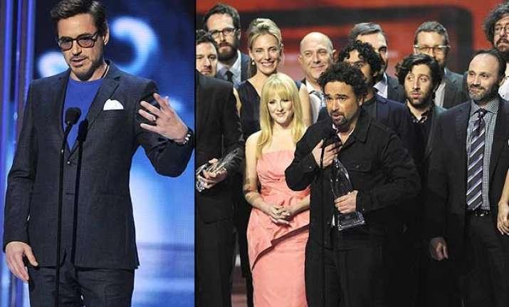 people s choice awards 2015 robert downey jr. big bang win