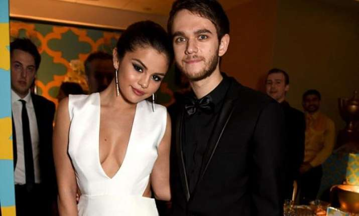 selena gomez enjoying new bond with zedd