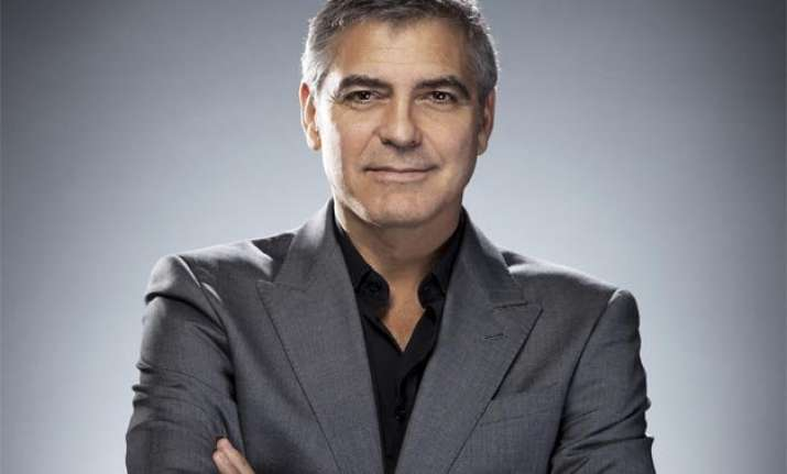 clooney to be first guest on colbert s late show