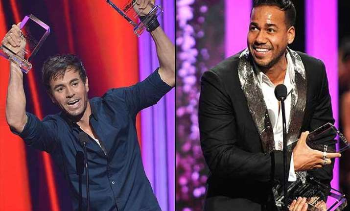 billboard latin awards 2015 enrique iglesias romeo santos