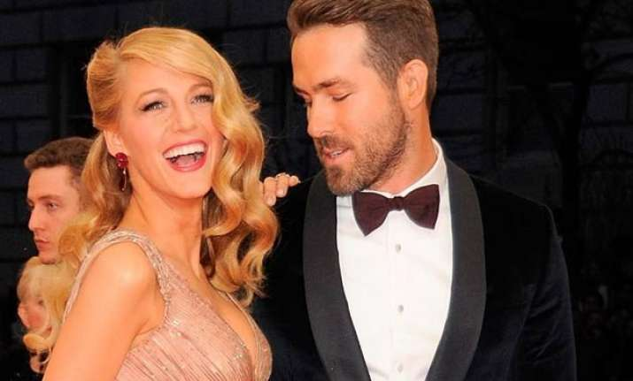 blake lively ryan reynolds welcome a baby girl