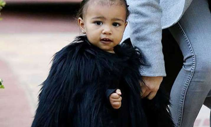 north west loves toy wolves