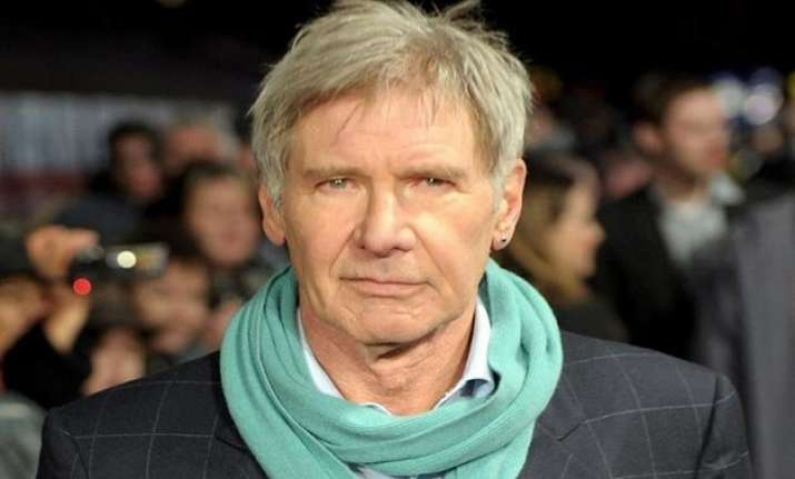 harrison ford discharged from hospital