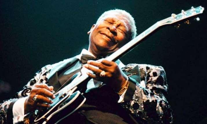 legendary blues singer and guitarist b.b.king passes away