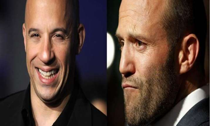 vin diesel s deadly tension with jason statham