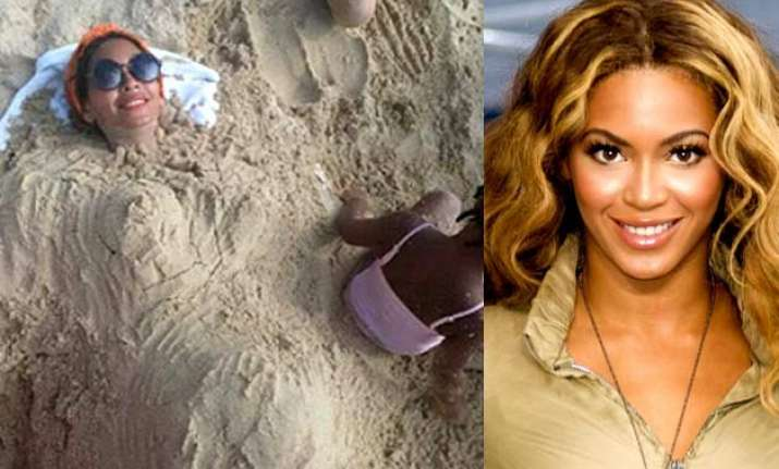is beyonce knowles pregnant