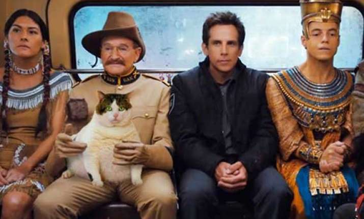night at the museum secret of the tomb movie review it